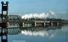Original Photograph: SP&S 700 crossing Columbia River