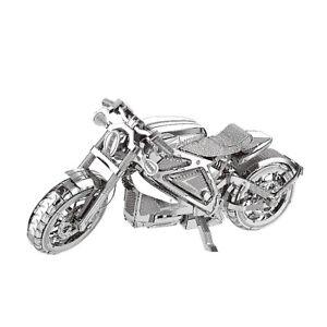 Motorcycle Metal Model Kit 3D Laser-Cut Avenger Vengeance Motorbike Card Pack