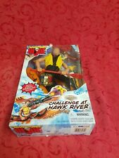 "Rare sealed Challenge at Hawk River GI JOE 12"" classic whitewater gift limited"