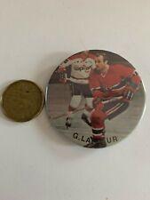 Montréal Canadiens Guy Lafleur Vintage Pinback Button