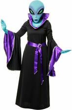 Alien Queen Gown Outer Space Intergalactic Halloween Costume Adult Men CH02727