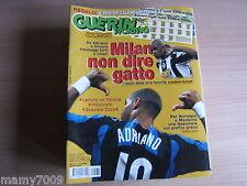GUERIN SPORTIVO=N°35 2004=Maxi Poster Calendario A e B =Letture nel pallone=
