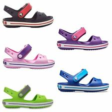 Crocs Crocband Kids Relaxed Fit Sandals 12856 in Wide Range of Colours & Sizes