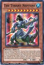 The Tyrant Neptune X 3 CT08-EN018 Limited*** Edition Mint  Super Rare yugioh