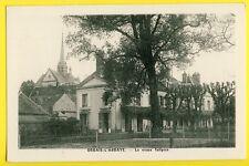 cpa ORBAIS l'ABBAYE en 1942 (Marne) Le Vieil Arbre TULIPIER Maison Familiale
