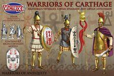 Victrix - Warriors of carthage - 28mm - VXA010