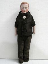 "6� Antique, Kestner, Bisque, Miniature ""Doll House� Doll"