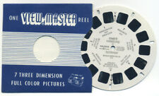 HAMBURG II Germany 1957 Scarce Belgian-made ViewMaster Single Reel 1540-B