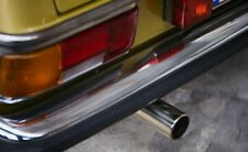 Mercedes W114 W115 Rear Bumper Rubber Protector Black 250C 250CE 280C 280CE 1PC