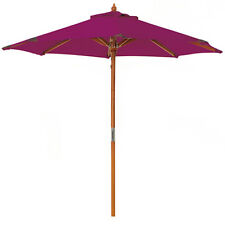 Fascinating Premium M Hardwood Double Pulley Garden Parasol Beige Taupe  Ebay With Magnificent Premium M Round Double Pulley Hardwood Garden Parasol Fuschia Pink With Astounding Flowers From The Garden Also Peppa Pig And The Vegetable Garden In Addition Small Rock Garden Designs And Jersey Gardens The Outlet Collection As Well As Garden Snail Reproduction Additionally Garden Services Manchester From Ebaycouk With   Magnificent Premium M Hardwood Double Pulley Garden Parasol Beige Taupe  Ebay With Astounding Premium M Round Double Pulley Hardwood Garden Parasol Fuschia Pink And Fascinating Flowers From The Garden Also Peppa Pig And The Vegetable Garden In Addition Small Rock Garden Designs From Ebaycouk