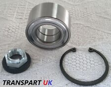 FOR FORD TRANSIT CONNECT 1.8 Di TDDi TDCi FRONT WHEEL BEARING KIT 02 TO 13