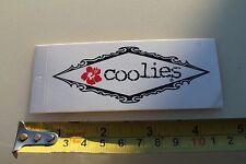 New listing Coolies Sunblock Hawaiian Surfboards Hawaii Rare Vintage Surfing Sticker