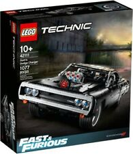 """LEGO Technic Fast & Furious Dom's Dodge Charger"""" Set #42111.  Sealed / Free Ship"""
