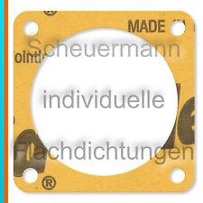 Drosselklappen-Dichtung für VW Golf, Passat, Seat Ibiza 2,0 16V GTI ABF