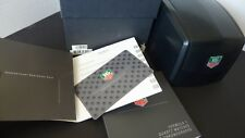 watch box in perfect condition Tag Heuer Formula 1 men's presntation