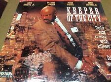 Keeper of the City 1991 Laserdisc LD RARE Gossett jr, Coyote, Lapaglia, NEW