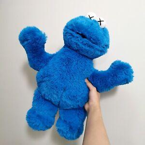 Sesame Street Uniqlo Plush / Stuffed Toy - Cookie Monster