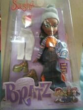 2001 Bratz Sasha First Edition Doll Poster Outfits  Accessories