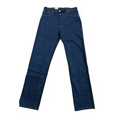 Vintage Levi's 501 Pre-Shrunk Jeans Made In USA 34x36 1993 Button New With Tags