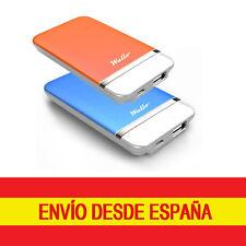 POWER BANK 4000 mAh Bateria Externa Portatil Cargador Apple iPhone Samsung SONY