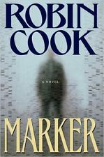Marker by Robin Cook (2005, Hardcover)