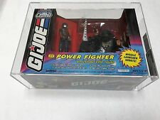 1994 Power Fighter Star Brigade Techno-Viper AFA-80 Complete Mint Cobra Gi Joe