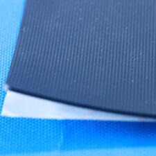 """Non-Slip Rubber Pad with strong self-adhesive backing,13.75""""X11.75""""X 0.08"""" Thick"""