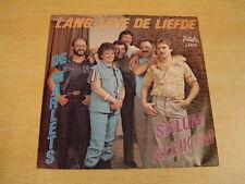 DE MARLETS - LANG LEVE DE LIEFDE / 45T