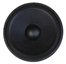 "NEW 15"" SubWoofer Speaker.8 ohm.woofer Replacement.Bass cabinet sub DJ.PA 500w"