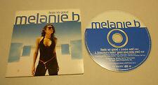 Single CD Melanie B - Feels So Good  2000  2.Tracks  MCD M 2