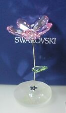 "SWAROVSKI SILVER CRYSTAL ""LOU  CRYSTAL MEMORIES THEME GROUP"" 1016277 MINT IN BOX"