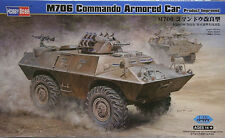 Hobby Boss 1/35  M706 Commando Car Product Improved  #82419