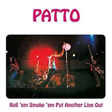 Patto - Roll 'Em. Smoke 'Em, Put Another Line Out (Remastered & Expande (NEW CD)