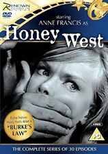 Honey West The Complete Series 4 Disc Set Anne Francis DVD Detective Drama