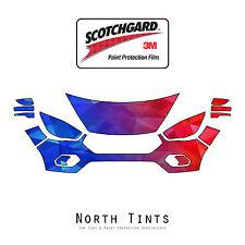 Ford Escape 2017-2018 PreCut 3M Scotchgard Paint Protection Film Clear Bra Kit