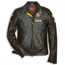 DUCATI HISTORICAL LADIES LEATHER JACKET 987679733