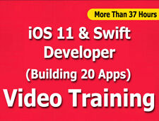 Learn Apple iOS 11 and Swift Developer Video Training Tutorials CBT - +37 Hrs