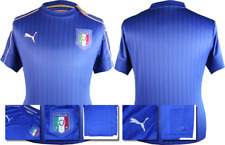 16/17 ITALY HOME PUMA SHIRT SIZE = 13-14 YEARS