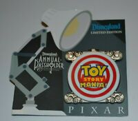 Disney Pixar Collection Toy Story Mania Mr. Potato Head Passholder Pin 116232