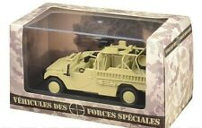 Renault Sherpa Light Armored Tactical Vehicle 2440401 ATLAS 1:43 New in a box!