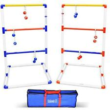 Kitchen & Dining Features GoSports Premium Ladder Toss Game 6 Bolos Carrying