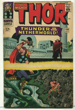 """The Mighty Thor #130 VG/FN """"Thunder In The Netherworld""""  Marvel Comics  SA"""