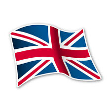Großbritannien Flagge UK Autoaufkleber Sticker Fahne Aufkleber DRU 0092