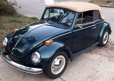 1972 Volkswagen Beetle - Classic convertible