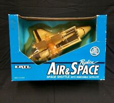 Ertl Replica Air & Space Shuttle With Removable Satellite New in Package
