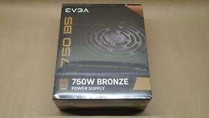 NEW EVGA 750 B5 750W Fully Modular Power Supply PSU 80 Plus 220-B5-0750-V1