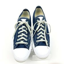 Converse All Star Oxford Navy White  Men's Size 11.5 BlueCat Promo FY18 Kick off