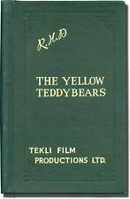 Gutter Girls The Yellow Teddybears The Yellow Golliwog Original 1963 #120562