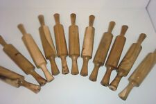 Rolling pins - hard wood made in India- very smooth easy use handles