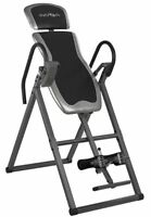 Inversion Therapy Table Back Pain Stretch Core Relax Adjustable Big Tall Small
